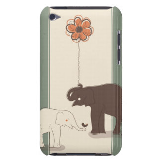 Trendy Floral Decor iPod Case iPod Touch Cases