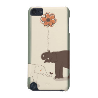 Trendy Floral Decor iPod Case iPod Touch (5th Generation) Case