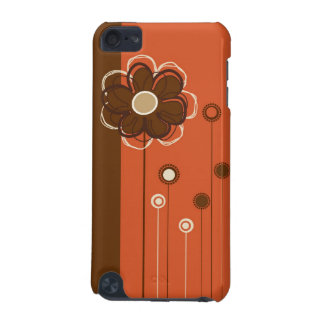 Trendy Floral Decor iPod Case iPod Touch 5G Cases