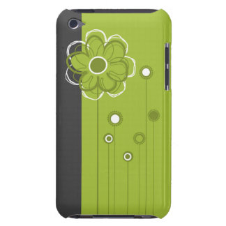 Trendy Floral Decor iPod Case iPod Touch Covers