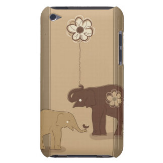Trendy Floral Decor iPod Case iPod Touch Case