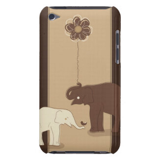 Trendy Floral Decor iPod Case iPod Touch Cover