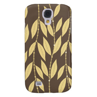 Trendy Floral Decor  Samsung Galaxy S4 Cover