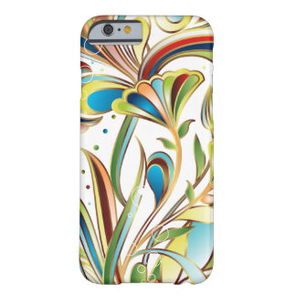 Trendy Floral iPhone 6 case