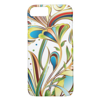 Trendy Floral iPhone 7 case