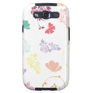 Trendy Floral Samsung Galaxy S2 Case