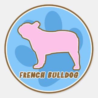 Trendy French Bulldog Stickers