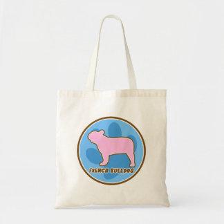 Trendy French Bulldog Tote Bag