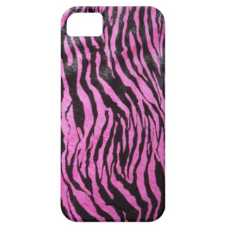 Trendy fushcia Zebra Print Fashion iphone5 case