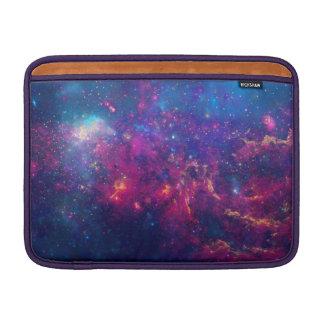 Trendy Galaxy Print / Nebula Sleeves For MacBook Air