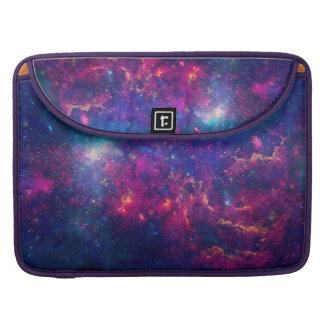 Trendy Galaxy Print / Nebula Sleeve For MacBook Pro