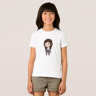 Trendy girl - T-shirt for girl - Family matching