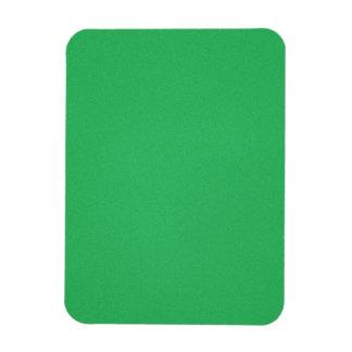 Trendy Green Grainy Background Magnet