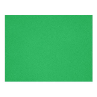 Trendy Green Grainy Background Postcard