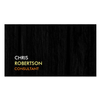 Trendy Grey Modern Attractive Business Card