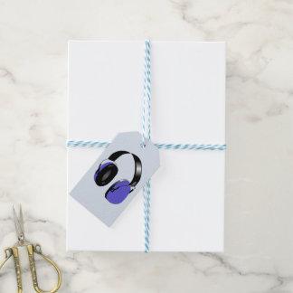 TRENDY HEADPHONES Pack Of Gift Tags