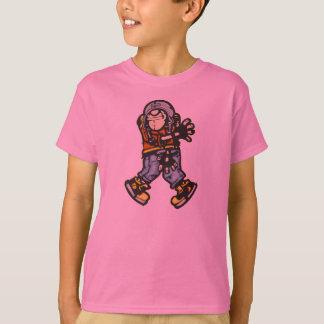 Trendy Hip Hop Dancer T-Shirt
