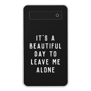Funny Quotes Power Banks External Battery Packs Zazzle