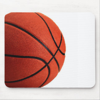 Trendy Hot Basketball Mouse Pad
