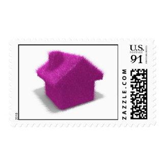 Trendy House Postage