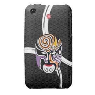 Trendy Iphone3 Case - Stylish Pop Chinese Art
