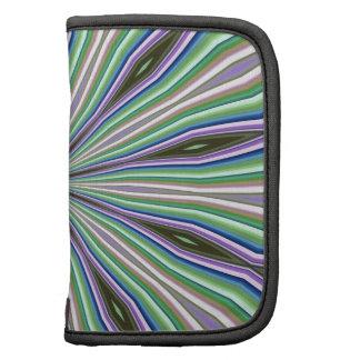 Trendy Kaleidoscope Editable Design Organizer