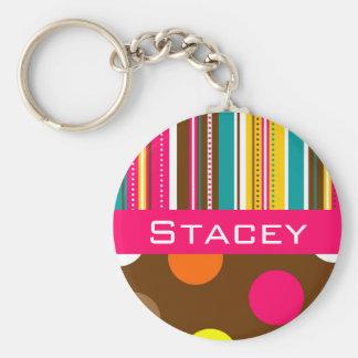 Trendy Keychain - Personalize it!