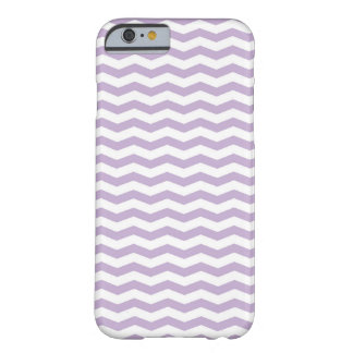 Trendy Lavender chevron iPhone case