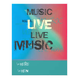 Trendy Live Music>Flyer Flyer