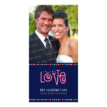 TRENDY LOVE PHOTOCARD :: LOVELETTERS 1P CUSTOM PHOTO CARD