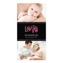 TRENDY LOVE PHOTOCARD :: LOVELETTERS 2P CARD