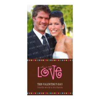 TRENDY LOVE PHOTOCARD :: LOVELETTERS 4P CARD