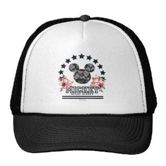 Trendy Mickey | Athletic Trucker Hat