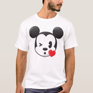 Trendy Mickey | Flirty Emoji T-Shirt