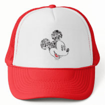 Trendy Mickey | Icons & Phrases Trucker Hat