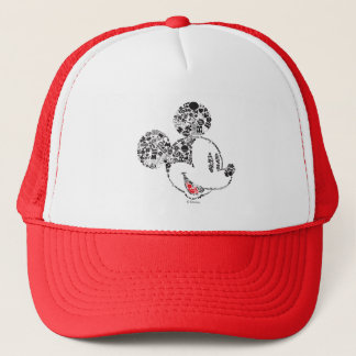 Trendy Mickey | Icons & Phrases Trucker Hat