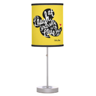 Trendy Mickey | Laugh At Yourself Desk Lamp