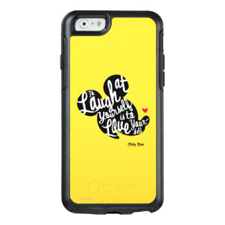 Trendy Mickey | Laugh At Yourself OtterBox iPhone 6/6s Case