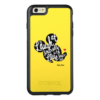 Trendy Mickey | Laugh At Yourself OtterBox iPhone 6/6s Plus Case