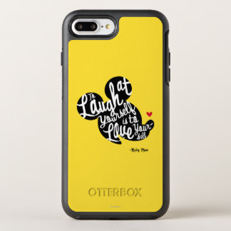 Trendy Mickey | Laugh At Yourself OtterBox Symmetry iPhone 7 Plus Case