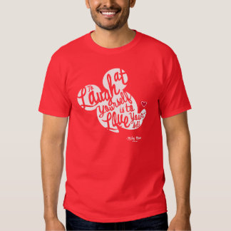 Trendy Mickey | Laugh At Yourself T Shirt