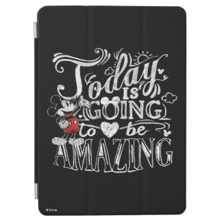 Trendy Mickey | Today Is Going To Be Amazing iPad Air Cover