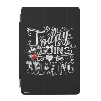Trendy Mickey | Today Is Going To Be Amazing iPad Mini Cover