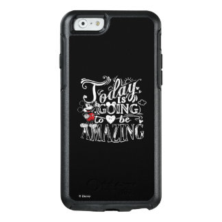 Trendy Mickey | Today Is Going To Be Amazing OtterBox iPhone 6/6s Case