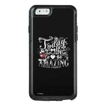 Trendy Mickey | Today Is Going To Be Amazing Otterbox Iphone 6/6s Case by disney at Zazzle