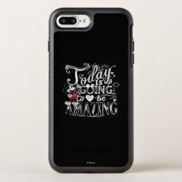 Trendy Mickey | Today Is Going To Be Amazing OtterBox Symmetry iPhone 8 Plus/7 Plus Case