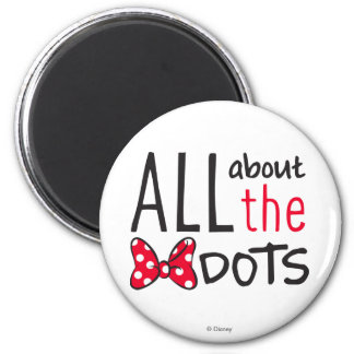 Trendy Minnie | All About The Dots Magnet