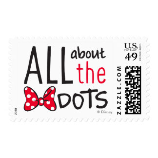 Trendy Minnie | All About The Dots Postage