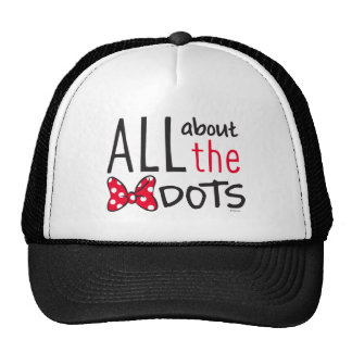 Trendy Minnie | All About The Dots Trucker Hat