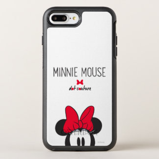 Trendy Minnie | Dot Couture OtterBox Symmetry iPhone 7 Plus Case